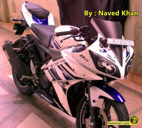 Yamaha YZF-R15 Modification