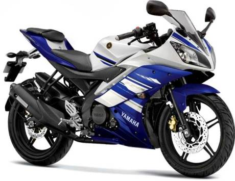 Yamaha  YZF-R15 V.20  New Colour 002