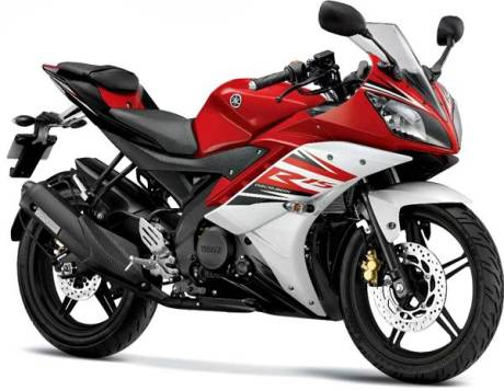 Yamaha  YZF-R15 V.20  New Colour 003