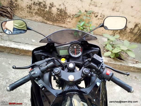 Yamaha YZF-R15 V2.0 Thailand 9