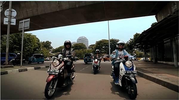 A Day With Mio Fino Jelajahi Jakarta dengan Rp 50000 (3)