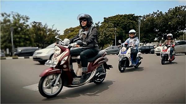 A Day With Mio Fino Jelajahi Jakarta dengan Rp 50000 (4)