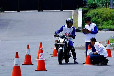 Astra Motor Jogja Gelar Kompetisi Safety Riding 1