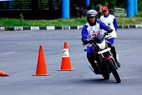 Astra Motor Jogja Gelar Kompetisi Safety Riding 3