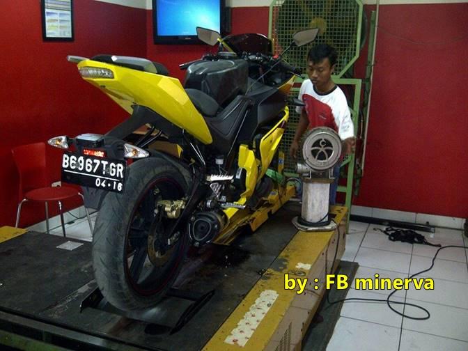 dynotest Minerva RX-150