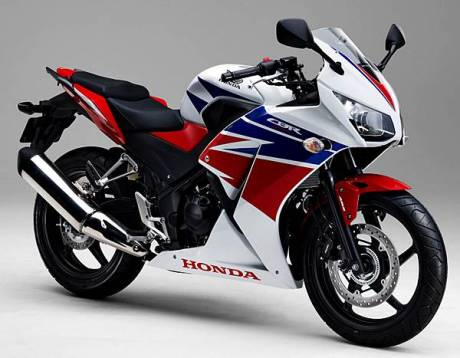 Honda New CBR250R Twin Eyes Pertamax7.com 1