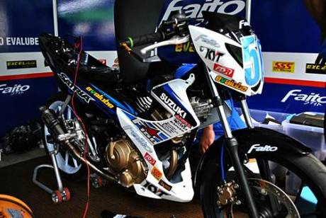Indoprix Sport 150 CC Sentul Karting 1