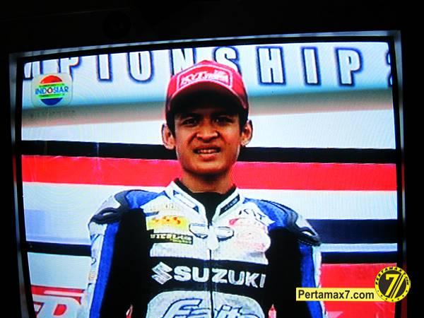 Indoprix Sport 150 CC Sentul Karting satria juara 1 2, New Vixion juara 32