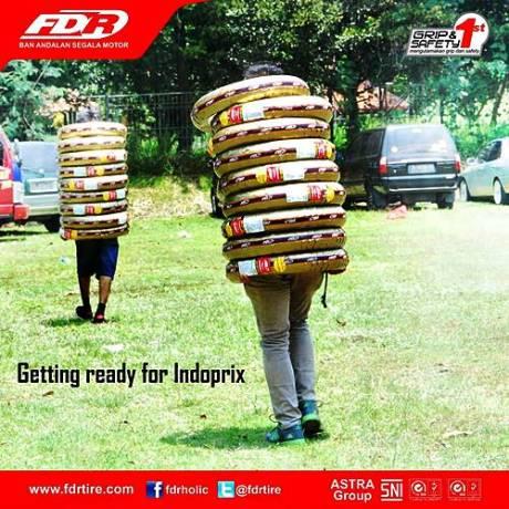 Jadwal Indoprix live Indosiar 1