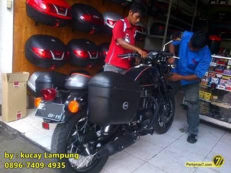 Kawasaki Estrella 250 Indonesia 1