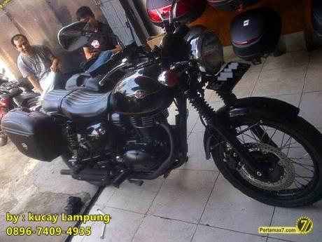 Kawasaki Estrella 250 Indonesia 2