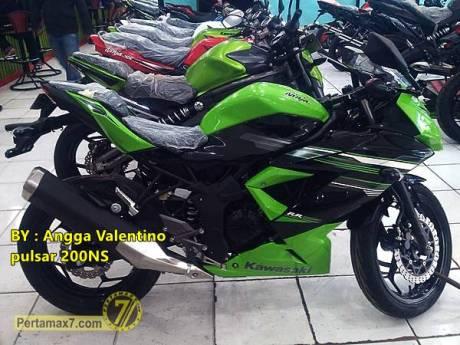 kawasaki ninja 250 RR MONO Jakarta 5