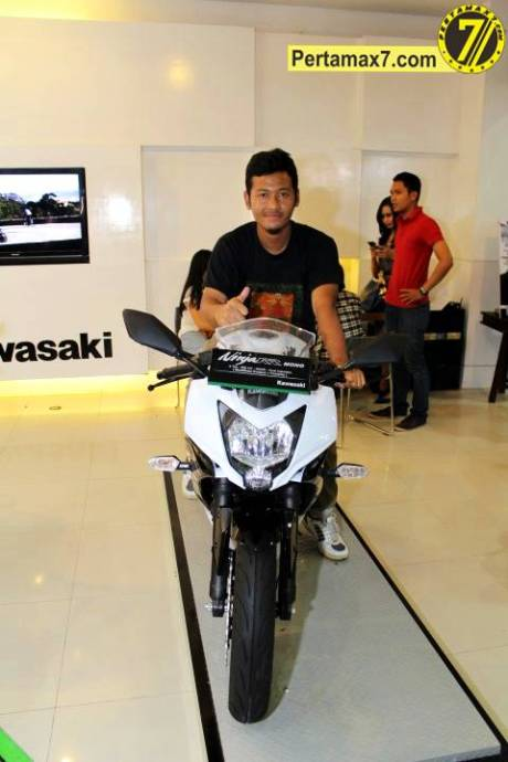 Launching Kawasaki Ninja 250 RR mono Yogyakarta 144