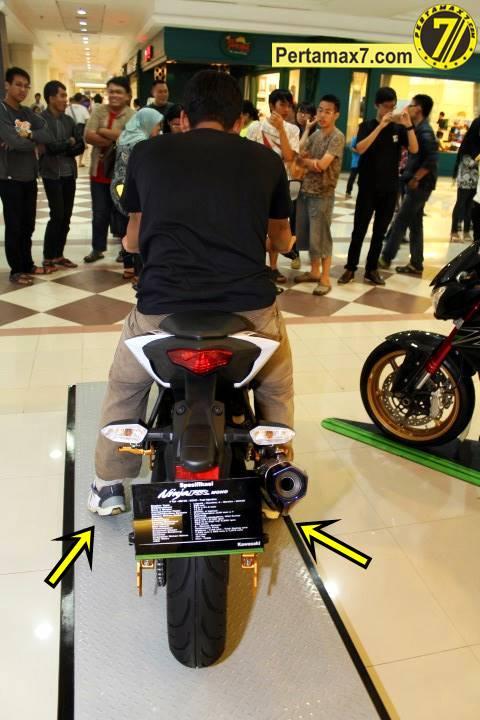 Launching Kawasaki Ninja 250 RR mono Yogyakarta 152