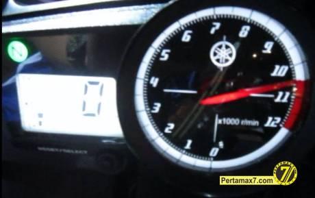 limiter yamaha YZf-R15 tembus 10.500 Rpm
