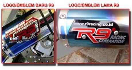 logo baru R9