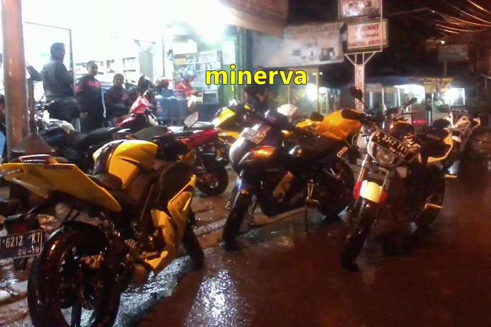 mienrva rx 150 touring