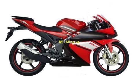 minerva rv 150 vx fairing rx 150