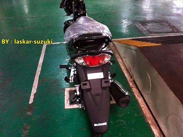 suzuki satria 110 FI taillight