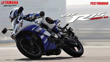 wallpaper yamaha R15 V2.0 Minor Model Change 2014 3