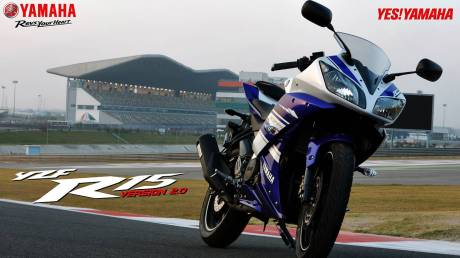 wallpaper yamaha R15 V2.0 Minor Model Change 2014 5