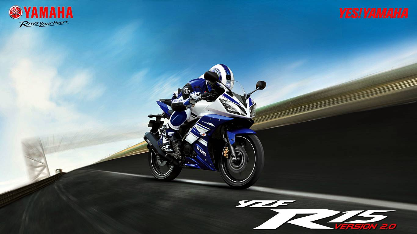 wallpaper yamaha R15 V2.0 Minor Model Change 2014 6