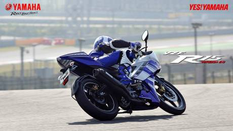 wallpaper yamaha R15 V2.0 Minor Model Change 2014 7