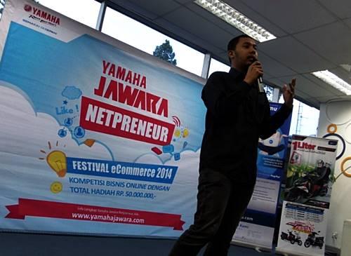 Yamaha Jawara Netpreneur