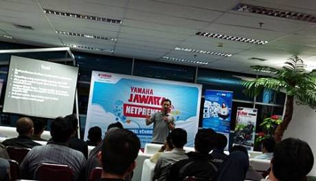 Yamaha Jawara Netpreneur2