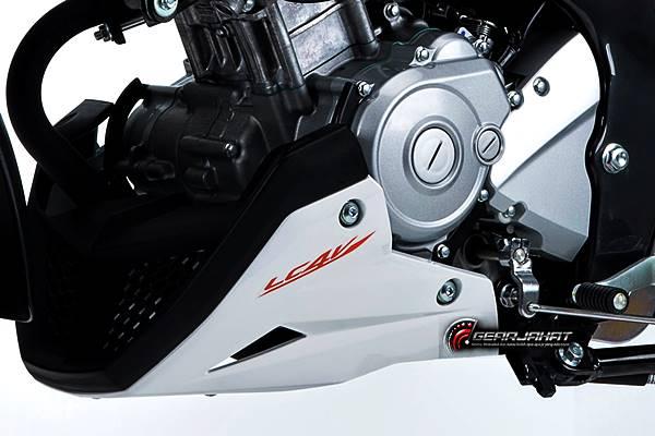 Yamaha new FZ150i 2014 Malaysia 10