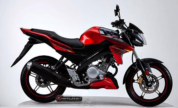 Yamaha new FZ150i 2014 Malaysia 6