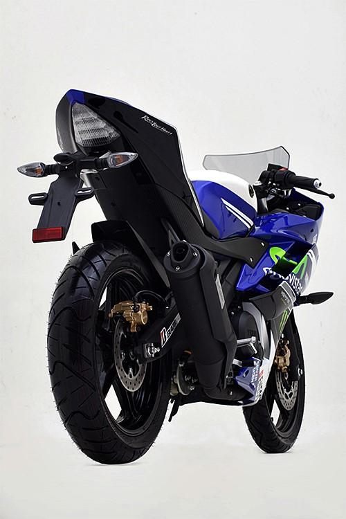 Yamaha New YZF-R15 Movistar Motogp 10