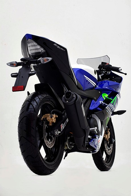 Yamaha New YZF-R15 Movistar Motogp 10