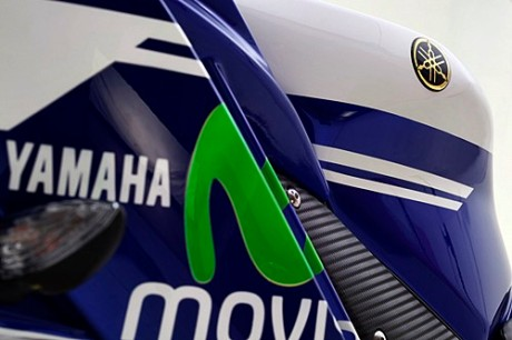 Yamaha New YZF-R15 Movistar Motogp 8