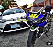 Yamaha YZF-R15 Motogp Livery Yamaha YZf-R25 Concept 1
