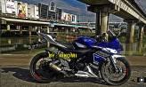 Yamaha YZF-R15 Motogp Livery Yamaha YZf-R25 Concept 10
