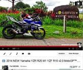 Yamaha YZF-R15 Motogp Livery Yamaha YZf-R25 Concept 11