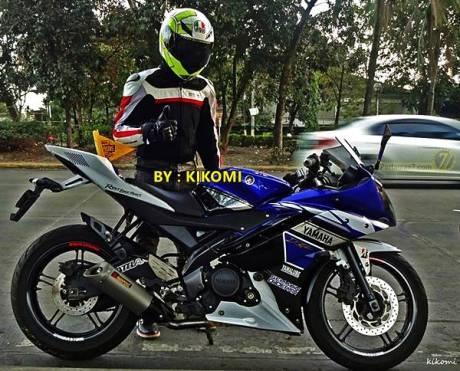 Yamaha YZF-R15 Motogp Livery Yamaha YZf-R25 Concept 12