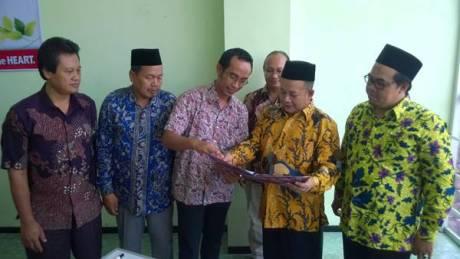 AHM Resmikan Laboratorium Otomotif SMK di Kediri  2