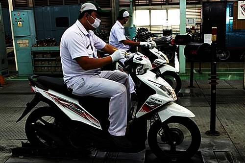 All new Honda BeAT warna baru 2014 3