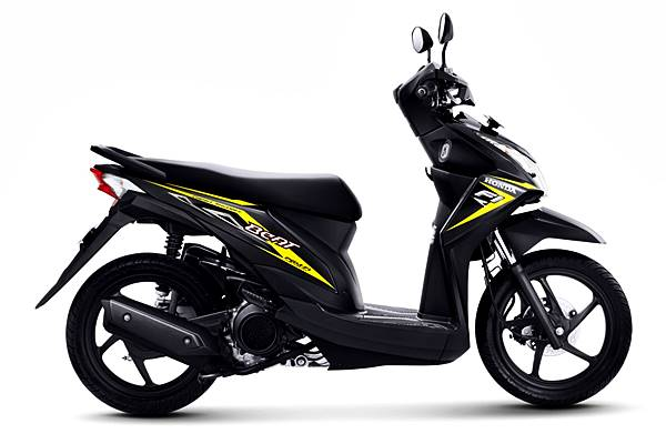 All new Honda BeAT warna baru 2014 4