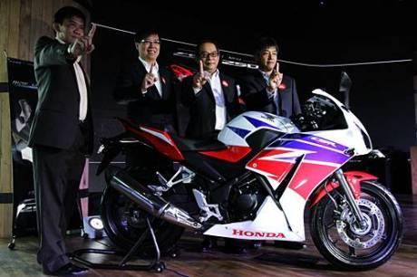 All New Honda CBR250R dual eyes 2014 1