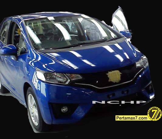all new Honda Jazz 2014 Indonesia