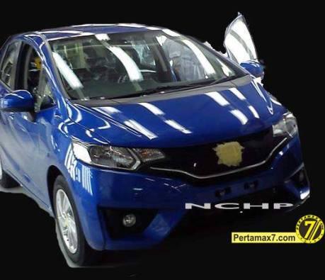 Honda JAZZ 2014 sudah berada di Indonesia ? » all new Honda Jazz 2014