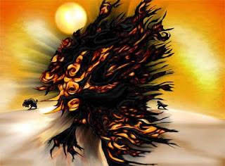 Amaterasu aka blackfire