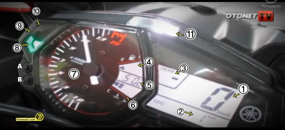 How To Reset Yamaha R Odometer