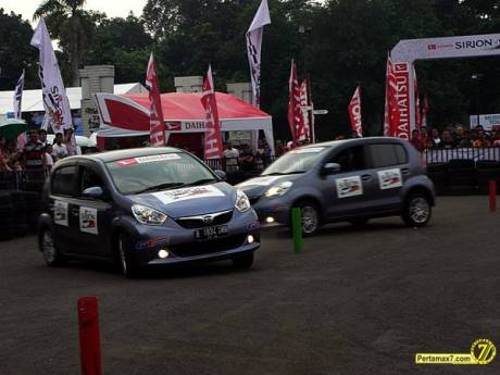 Daihatsu Sirion Time Battle 5