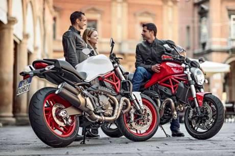 Ducati Monster 821 2014 3