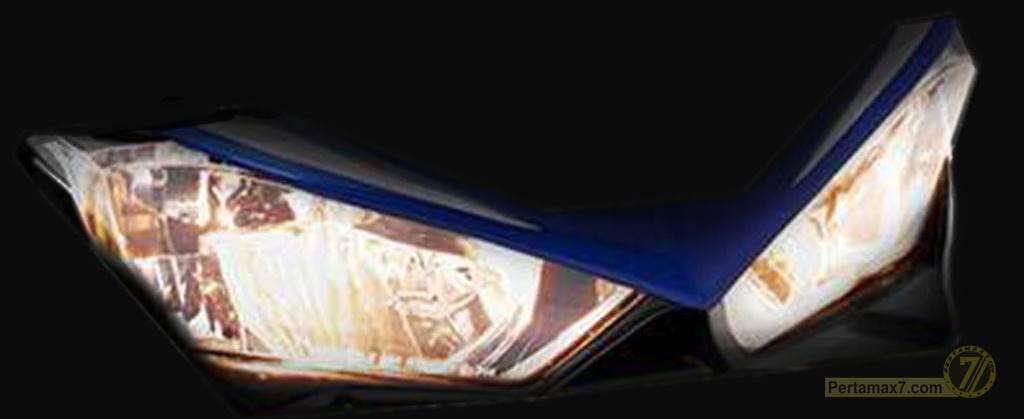 headlamp YZF-R25
