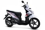 Honda Beat Fi 110 cbs-techno-white